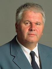 Präsident der Bundesanstalt Technisches Hilfswerk: Dr. Albrecht Broemme